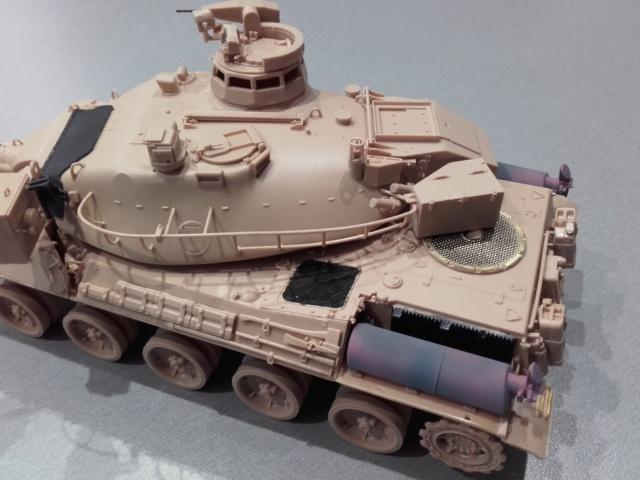 AMX 30 B2 (1/35 Meng ) - Desert Storm opération Daguet 1991 - Page 2 20190211