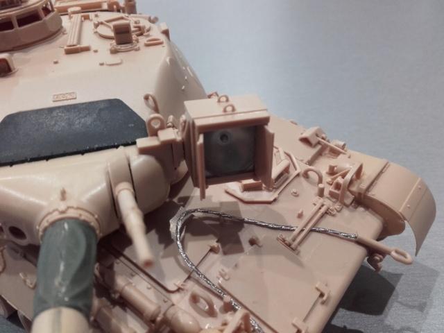 AMX 30 B2 (1/35 Meng ) - Desert Storm opération Daguet 1991 - Page 2 20190214