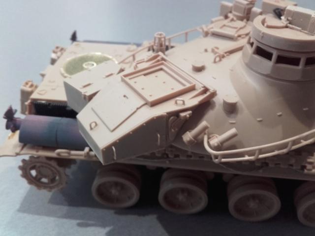 AMX 30 B2 (1/35 Meng ) - Desert Storm opération Daguet 1991 - Page 2 20190219
