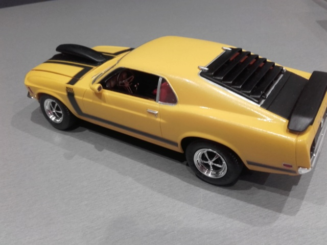 FORD MUSTANG 20190231