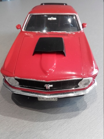 FORD MUSTANG 20190311