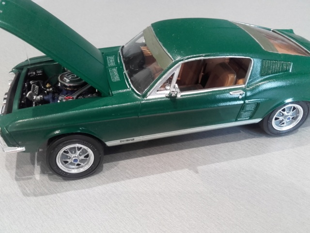 FORD MUSTANG 20190317