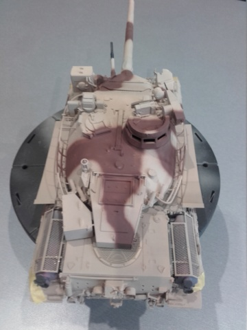 AMX 30 B2 (1/35 Meng ) - Desert Storm opération Daguet 1991 - Page 2 20190323