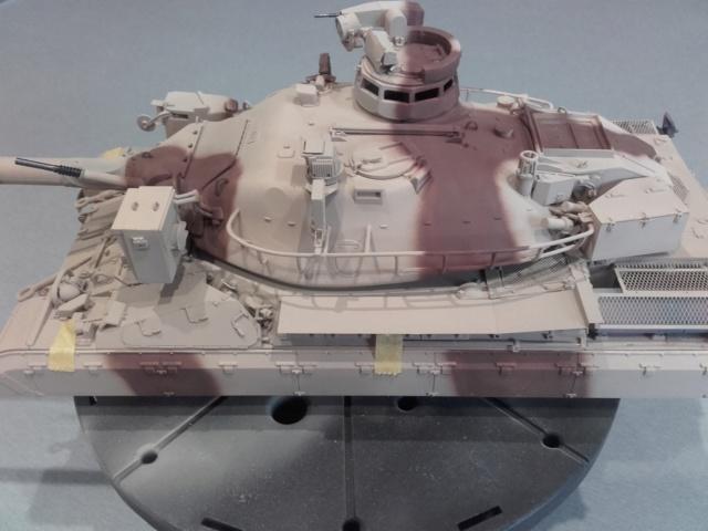 AMX 30 B2 (1/35 Meng ) - Desert Storm opération Daguet 1991 - Page 2 20190324
