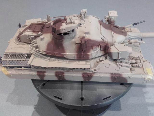 AMX 30 B2 (1/35 Meng ) - Desert Storm opération Daguet 1991 - Page 2 20190325