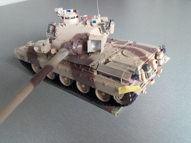 AMX 30 B2 (1/35 Meng ) - Desert Storm opération Daguet 1991 - Page 2 20190326