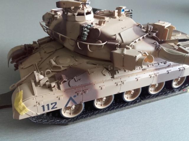 AMX 30 B2 (1/35 Meng ) - Desert Storm opération Daguet 1991 - Page 2 20190327