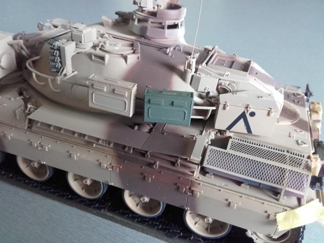 AMX 30 B2 (1/35 Meng ) - Desert Storm opération Daguet 1991 - Page 2 20190328