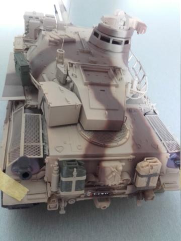AMX 30 B2 (1/35 Meng ) - Desert Storm opération Daguet 1991 - Page 2 20190329