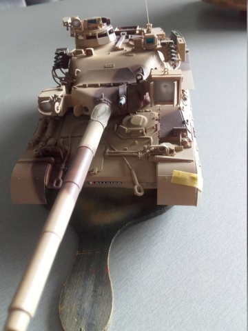 AMX 30 B2 (1/35 Meng ) - Desert Storm opération Daguet 1991 - Page 2 20190330