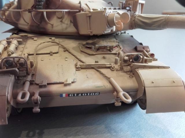 AMX 30 B2 (1/35 Meng ) - Desert Storm opération Daguet 1991 - Page 3 20190411