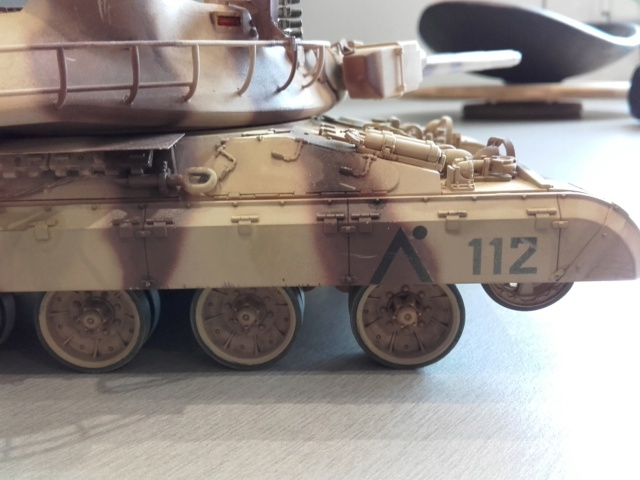 AMX 30 B2 (1/35 Meng ) - Desert Storm opération Daguet 1991 - Page 3 20190413