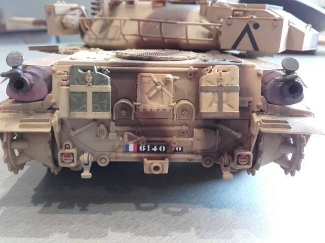 AMX 30 B2 (1/35 Meng ) - Desert Storm opération Daguet 1991 - Page 3 20190414