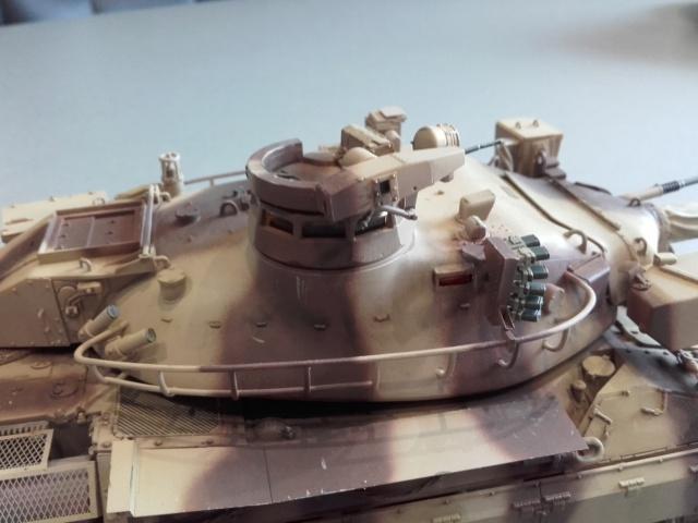 AMX 30 B2 (1/35 Meng ) - Desert Storm opération Daguet 1991 - Page 3 20190415