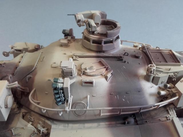 AMX 30 B2 (1/35 Meng ) - Desert Storm opération Daguet 1991 - Page 3 20190416