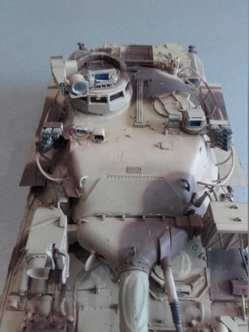 AMX 30 B2 (1/35 Meng ) - Desert Storm opération Daguet 1991 - Page 3 20190417