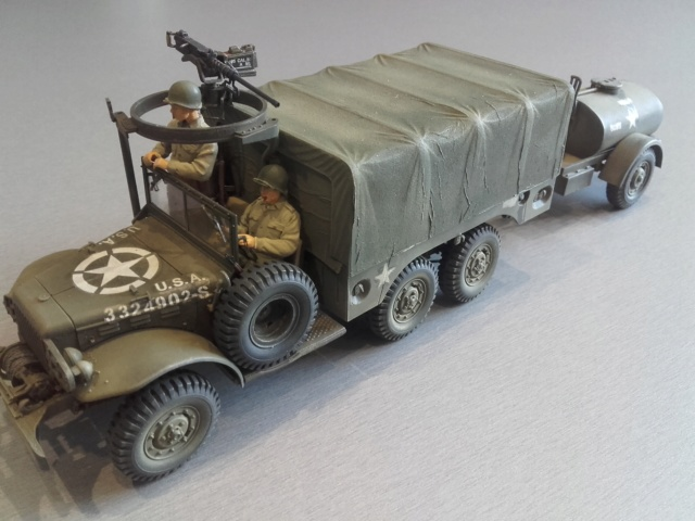 Dodge WC63 MG 1/35 AFV club - Page 2 20190425