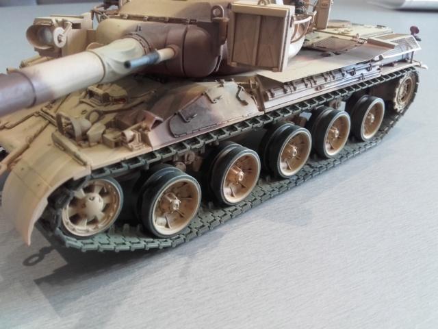 AMX 30 B2 (1/35 Meng ) - Desert Storm opération Daguet 1991 - Page 3 20190441