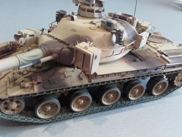 AMX 30 B2 (1/35 Meng ) - Desert Storm opération Daguet 1991 - Page 3 20190442