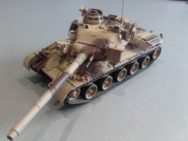 AMX 30 B2 (1/35 Meng ) - Desert Storm opération Daguet 1991 - Page 3 20190443