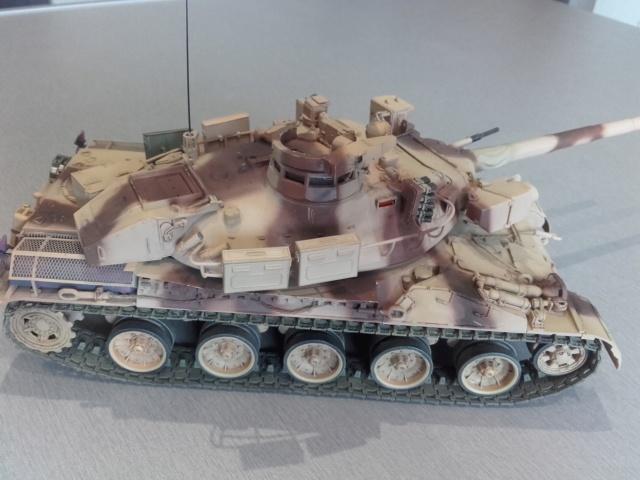 AMX 30 B2 (1/35 Meng ) - Desert Storm opération Daguet 1991 - Page 3 20190445
