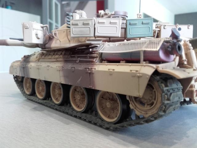 AMX 30 B2 (1/35 Meng ) - Desert Storm opération Daguet 1991 - Page 3 20190446