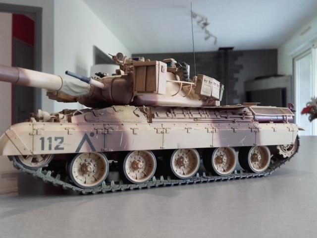 AMX 30 B2 (1/35 Meng ) - Desert Storm opération Daguet 1991 - Page 3 20190447