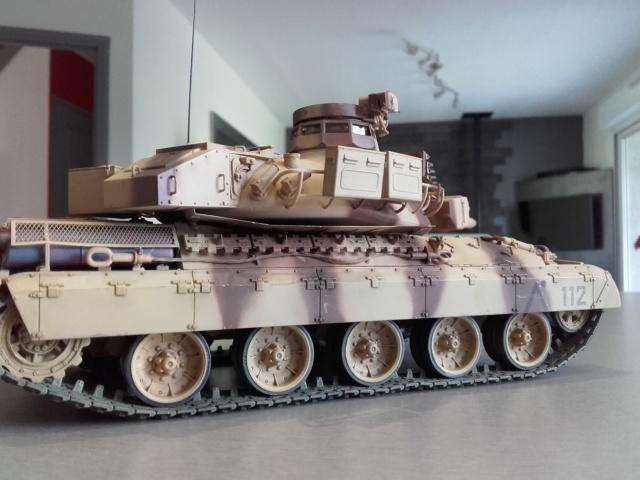 AMX 30 B2 (1/35 Meng ) - Desert Storm opération Daguet 1991 - Page 3 20190448