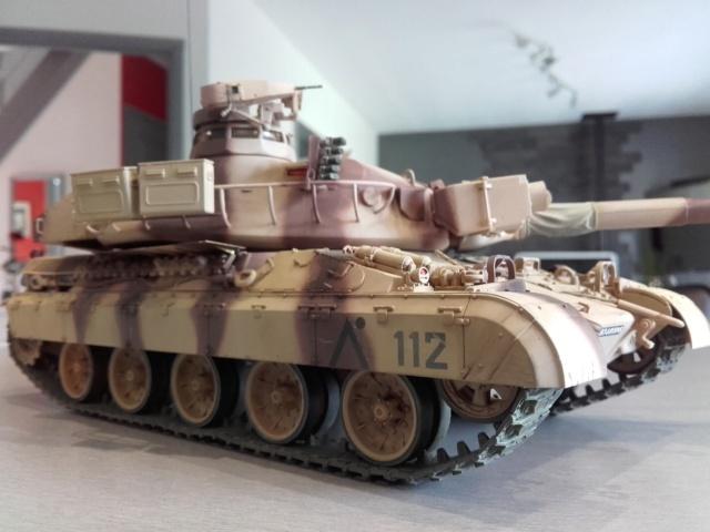AMX 30 B2 (1/35 Meng ) - Desert Storm opération Daguet 1991 - Page 3 20190449