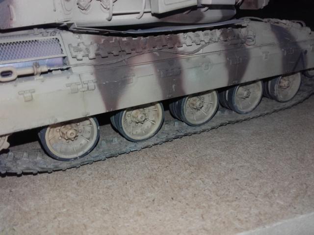 AMX 30 B2 (1/35 Meng ) - Desert Storm opération Daguet 1991 - Page 4 20190511