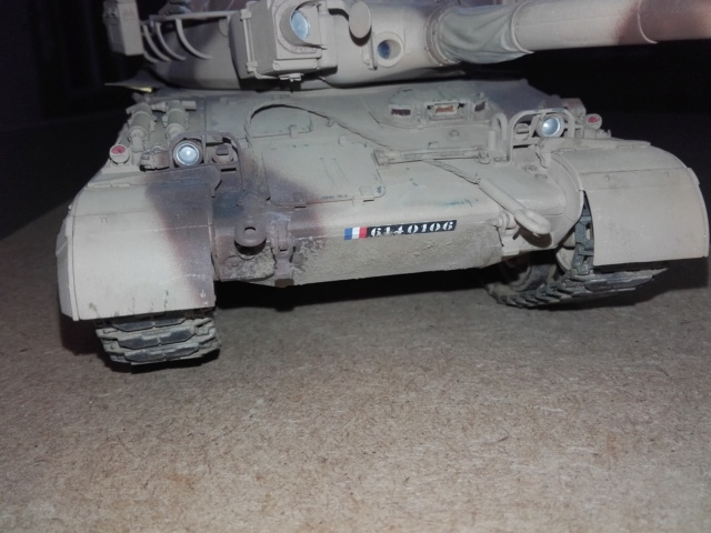 AMX 30 B2 (1/35 Meng ) - Desert Storm opération Daguet 1991 - Page 4 20190513