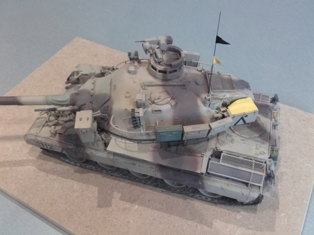 AMX 30 B2 (1/35 Meng ) - Desert Storm opération Daguet 1991 - Page 4 20190514
