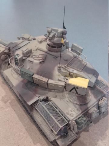 AMX 30 B2 (1/35 Meng ) - Desert Storm opération Daguet 1991 - Page 4 20190515