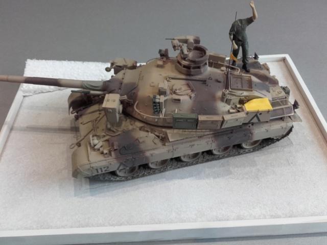 AMX 30 B2 (1/35 Meng ) - Desert Storm opération Daguet 1991 - Page 4 20190516