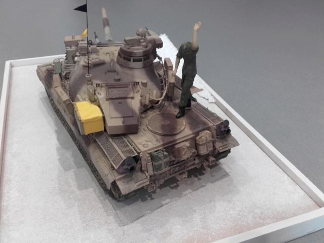 AMX 30 B2 (1/35 Meng ) - Desert Storm opération Daguet 1991 - Page 4 20190518