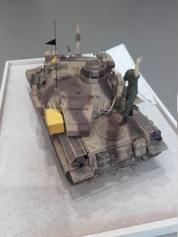 AMX 30 B2 (1/35 Meng ) - Desert Storm opération Daguet 1991 - Page 4 20190519