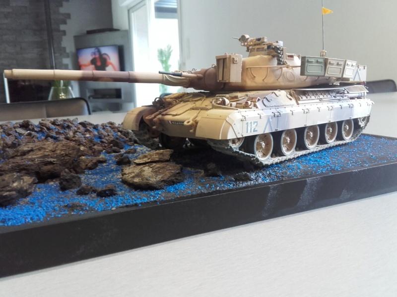 AMX 30 B2 (1/35 Meng ) - Desert Storm opération Daguet 1991 - Page 4 20190526