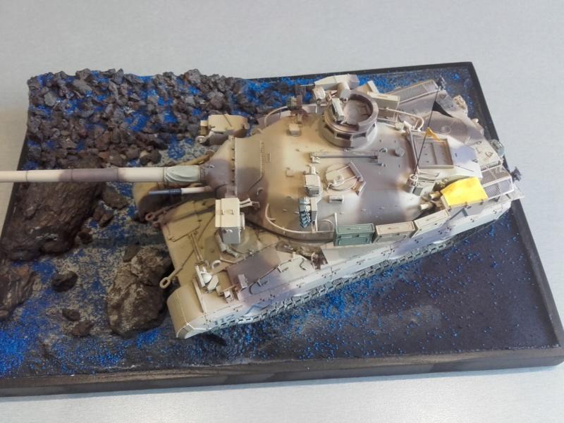 AMX 30 B2 (1/35 Meng ) - Desert Storm opération Daguet 1991 - Page 4 20190528