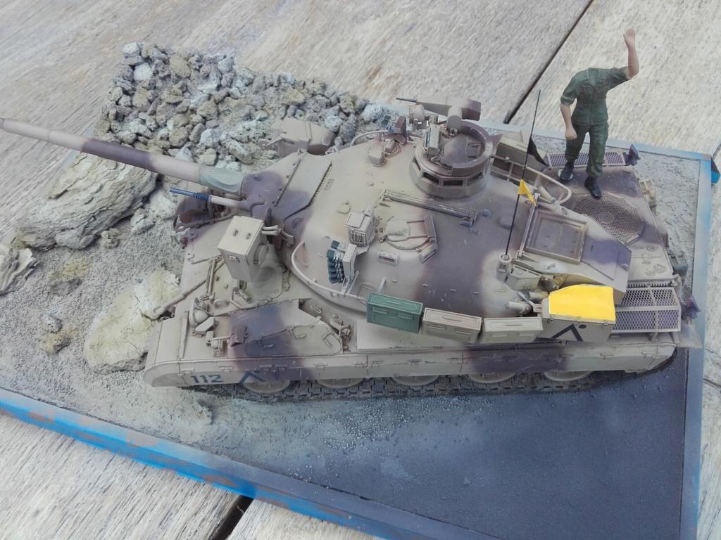 AMX 30 B2 (1/35 Meng ) - Desert Storm opération Daguet 1991 - Page 4 20190532