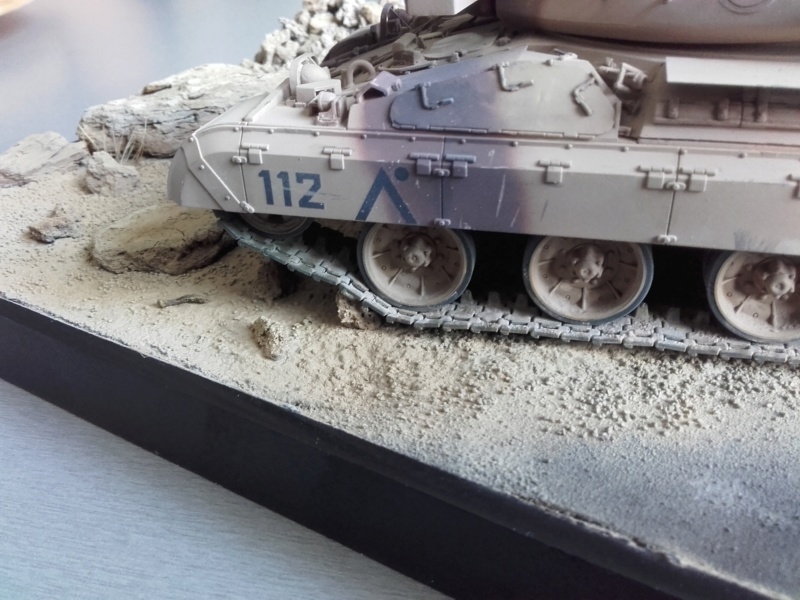 AMX 30 B2 (1/35 Meng ) - Desert Storm opération Daguet 1991 - Page 4 20190554