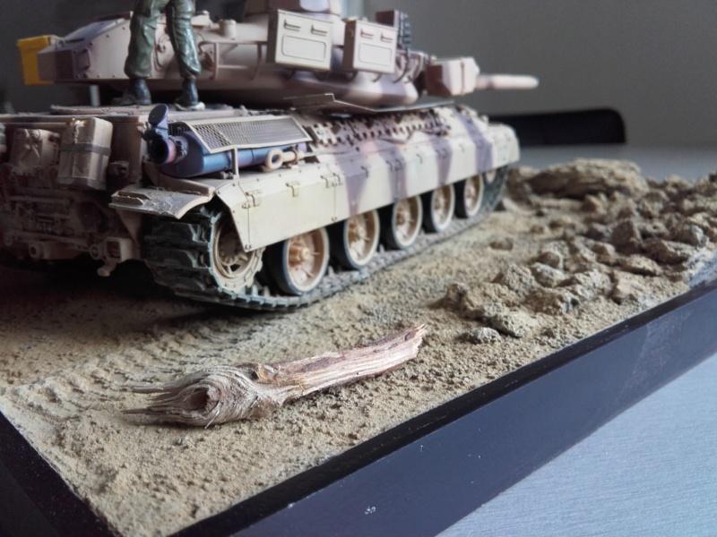 AMX 30 B2 (1/35 Meng ) - Desert Storm opération Daguet 1991 - Page 4 20190555