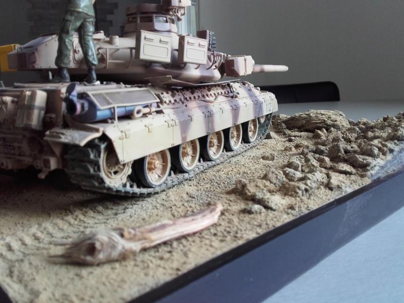 AMX 30 B2 (1/35 Meng ) - Desert Storm opération Daguet 1991 - Page 4 20190556