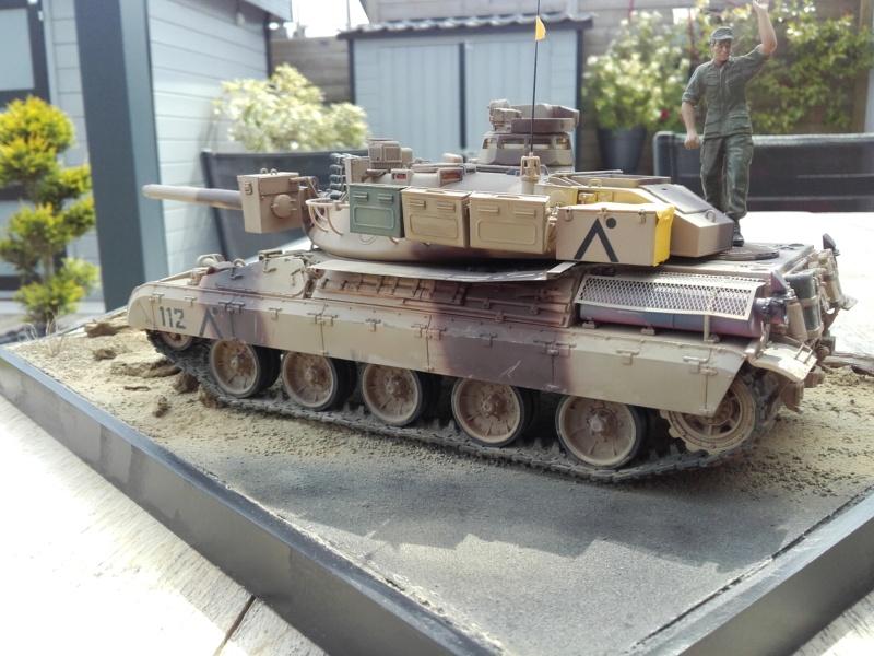 AMX 30 B2 (1/35 Meng ) - Desert Storm opération Daguet 1991 - Page 4 20190558