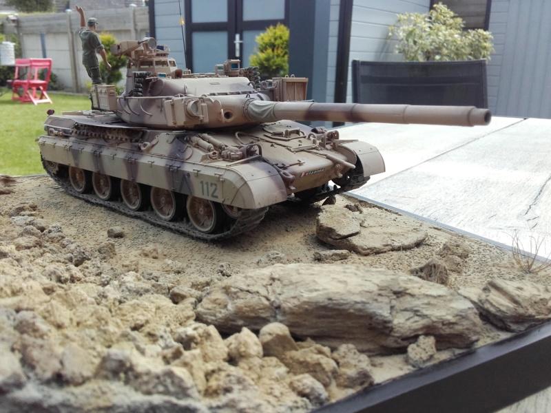 AMX 30 B2 (1/35 Meng ) - Desert Storm opération Daguet 1991 - Page 4 20190559