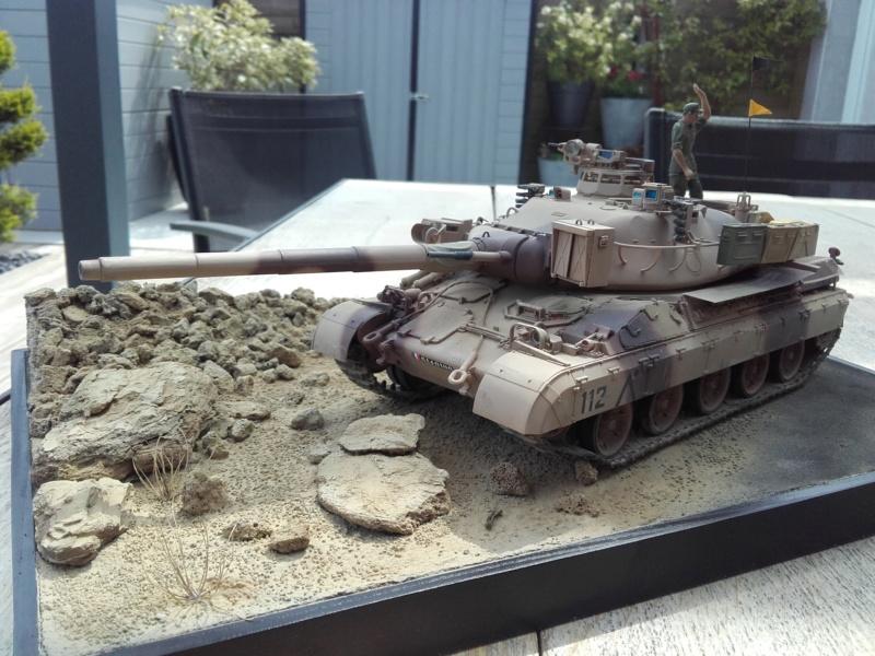 AMX 30 B2 (1/35 Meng ) - Desert Storm opération Daguet 1991 - Page 4 20190560