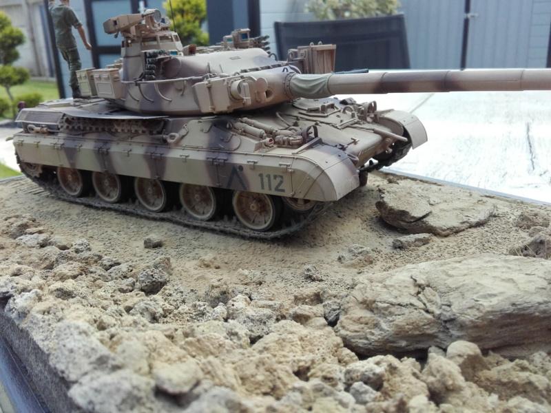 AMX 30 B2 (1/35 Meng ) - Desert Storm opération Daguet 1991 - Page 4 20190561