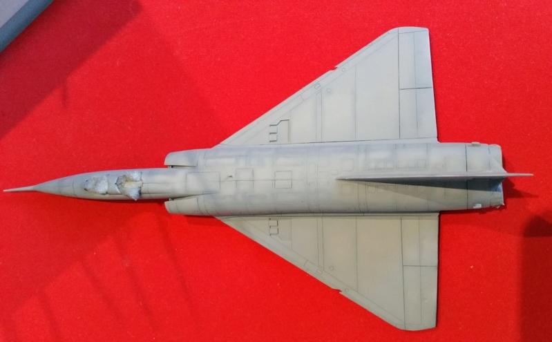 Mirage IV A 1/72 A&A Models 20200758