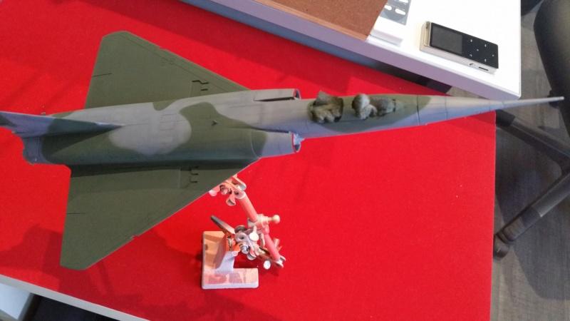 Mirage IV A 1/72 A&A Models 20200821