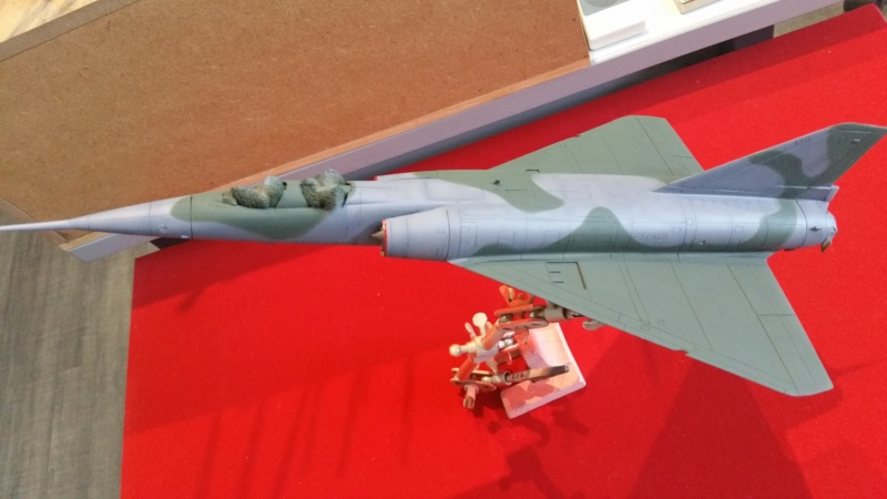 Mirage IV A 1/72 A&A Models 20200822