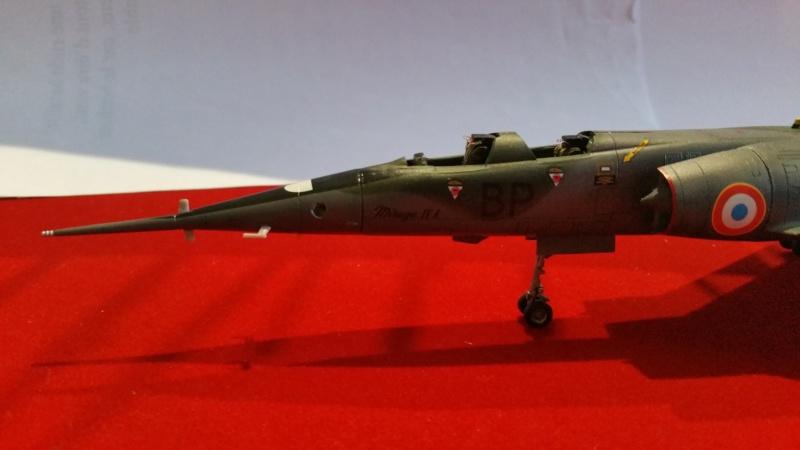 Mirage IV A 1/72 A&A Models 20200824